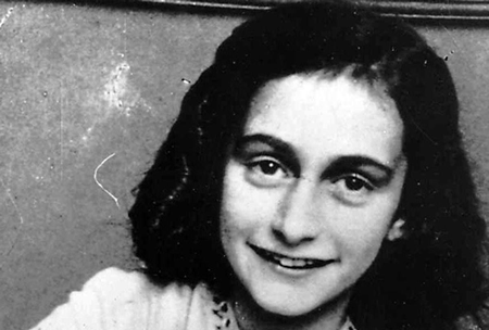 Anne Frank : Author and Diarist from World War II