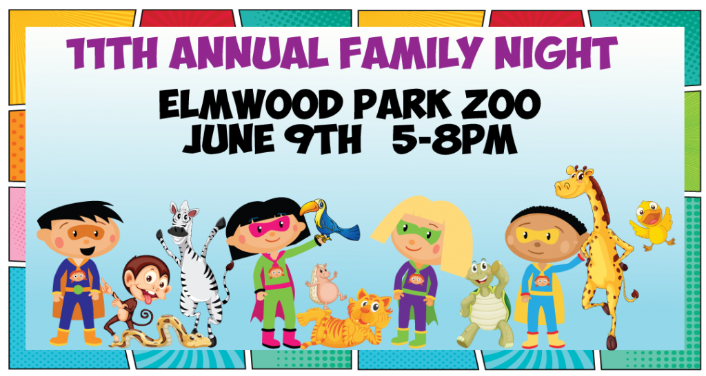 montessori children's house in blue bell and horsham fundraise at the elmwood park zoo on june 9th
