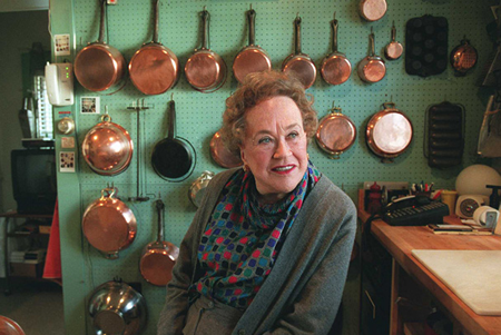 Julia Child : Author, Chef and TV Cooking Show Host
