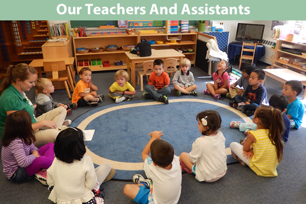 Montessori Children 39 S House Teachers Assistants