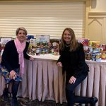 food pantry donation from montessori children's house horsham pa